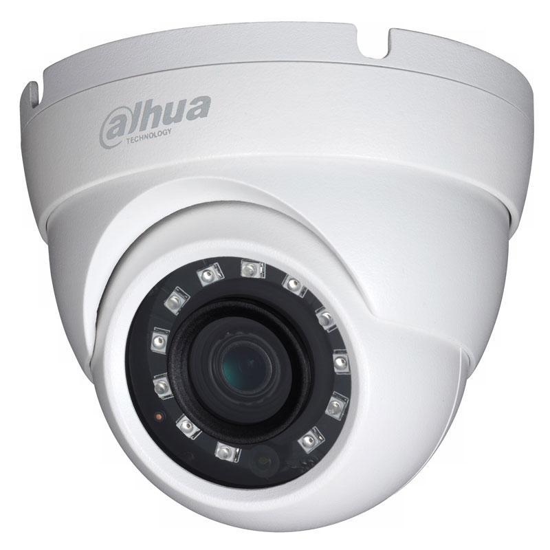 2 МП HDCVI відеокамеру Dahua DH-HAC-HDW1220MP-S3 (2.8 мм)