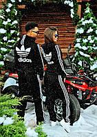 Спортивный костюм Adidas в черном цвете