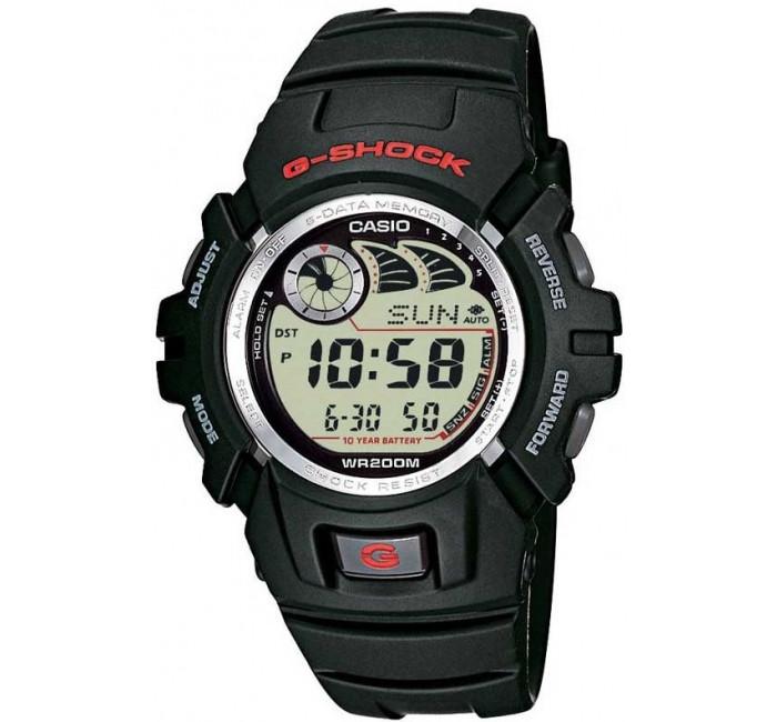 Мужские наручные часы CASIO G-2900F-1VER черный