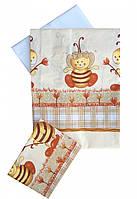 Сменная постель Twins Comfort Пчелки