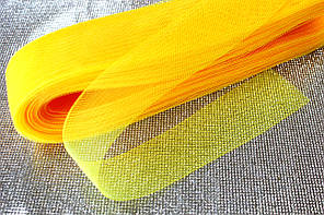 Регилин (кринолин) Желтый 4,5см