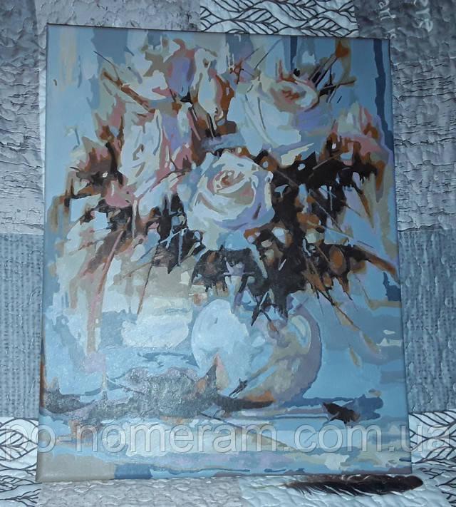 Отзывы о картине Белые розы VP571