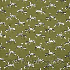 Ткань для штор Deer Nature Prestigious Textiles