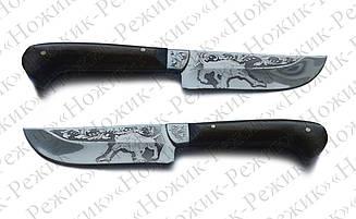 Нож  ручной работы, нож рыбацкий, нож охотничий, нож АТО, лучший мужской подарок