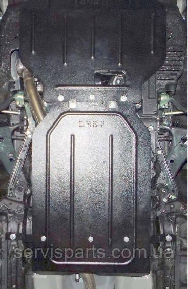 Захист двигуна Subaru Forester 2013- (Субару Форестер)