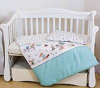 Сменная постель Twins Eco Line Forest mint