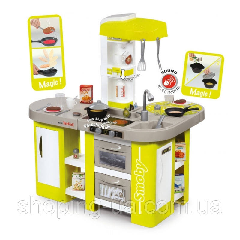 Детская кухня Studio XL Mini Tefal Smoby 311024, фото 1