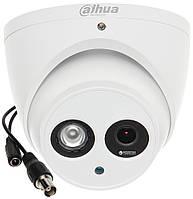 4 МП HDCVI видеокамера Dahua DH-HAC-HDW1400EMP (2.8 мм)