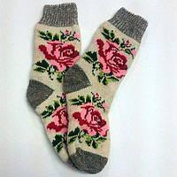 Носки шерстяные теплые женские, фото 1
