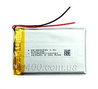 Аккумулятор 1630мАч 464059 3,7в для модемов, MP3 плееров, GPS навигаторов, електронных книг (1630mAh)