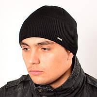 Зимняя мужская вязаная шапка Nord. (О.П.Т)