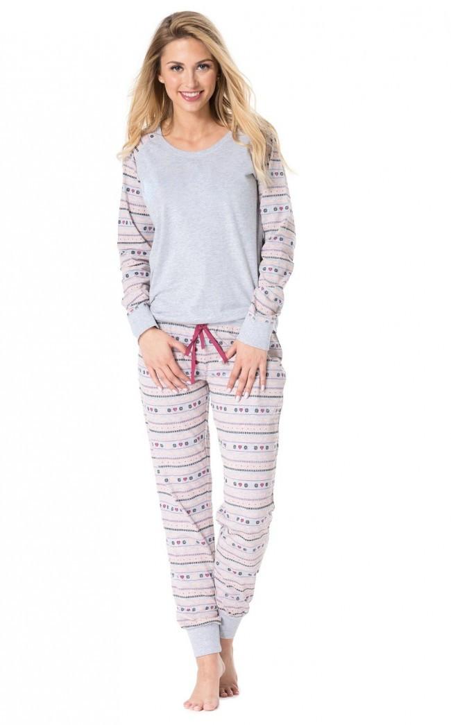 Женская пижама.Швейцария. ROSSLI SAL-PY-1071