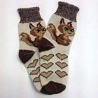 Носки из натуральной шерсти, фото 1