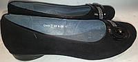 Туфли женские натуральная замша р36-37 ANITA NIKOLO SATURN