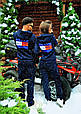 Парный спортивный костюм в стиле Tommy Hilfiger, фото 5