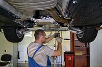 Защита двигателя Subaru Impreza 2008- (Субару Импреза)