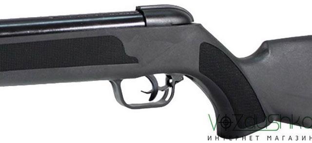 насечки на ложе винтовки SPA LB-600