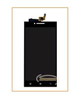 Дисплей  Lenovo P70 с сенсором (тачскрином) Black Original