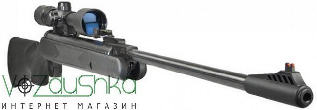 SPA LB600 с установленной оптикой