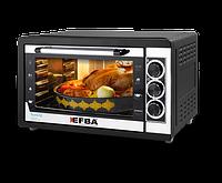 Электрическая духовка настольная для дачи EFBA 5003 Черная
