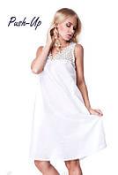 Ночная хлопковая сорочка Suavite Валери-С, фото 1