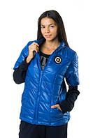 Женская куртка (42-44, 46-48, 50-52, 54-56) — Синтепон 150 купить оптом и в розницу в одессе  7км