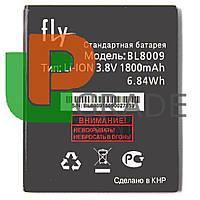Аккумулятор акб батарея Fly BL8009 (FS451 Nimbus 1) 1800 mAh