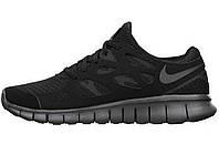 Мужские кроссовки Nike Free Run 2 Black