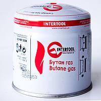 Картридж газовый 220г INTERTOOL GB-0050