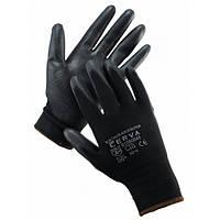 Перчатки с полиуретановым покрытием
