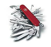 Швейцарский нож Victorinox SwissChamp красный 1.6795