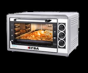 Печь электрическая духовка EFBA 5003 Серая
