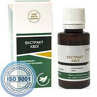 Хвои экстракт, 30 мл - воспалительные заболевания суставов, мочеполовой системы, дыхательных путей