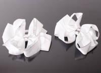 Резинка детская бантик, упаковка 12 шт. 1-120844
