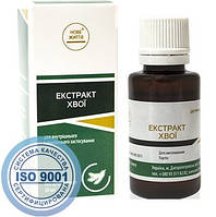 Хвои экстракт при воспалительных заболеваниях суставов, мочеполовой системы, дыхательных путей