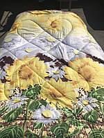 Одеяло силиконовое. Одеяла от производителя. Антиаллергенное. Aloe vera