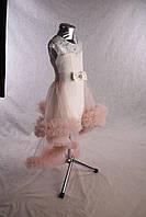 Детское нарядное платье для девочек на новый год