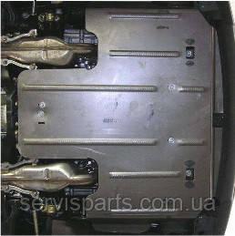 Защита двигателя Subaru Tribeca В9 2005-2007 (Субару Трибека), фото 2