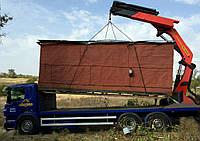 "Услуги крана манипулятора до 22 тонн, аренда в Днепре - ТК ""YAR Kran"", фото 1"