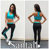 Женский костюм для фитнеса и йоги r-450538