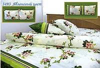 """Пододеяльник на двуспальное одеяло """"Яблоневый цвет"""""""