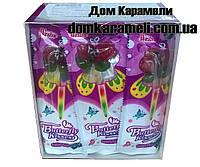 Леденец Бабочка+неоновая палочка 30 шт (Турция)