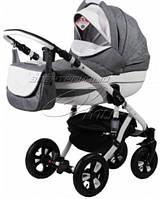 Детская коляска 2 в 1 Adamex Avila EKO-SKORA 850S