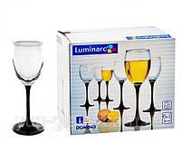 """Набор рюмок 65 мл Domino""""H8166"""" Luminarc 6 шт."""