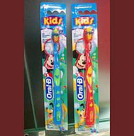 """Детская зубная щетка """"Oral-B Kids"""", мягкая"""
