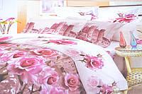 Евро комплект постельного белья (AN301/605)