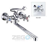 Смеситель Zegor ванна Т63-D4Q-A827