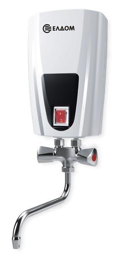 Проточный водонагреватель 5 кВт ELDOM E51