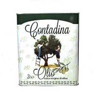 Масло оливковое Contadina Olio Extra Vergine di Olive 3л. (Италия)