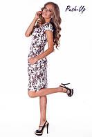 Льняное платье Suavite 74173